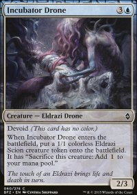 Incubator Drone - Battle for Zendikar