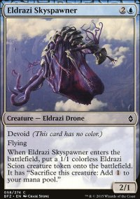 Eldrazi Skyspawner - Battle for Zendikar