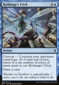 Roilmage's Trick - Battle for Zendikar