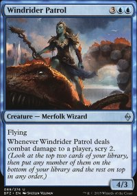 Windrider Patrol - Battle for Zendikar