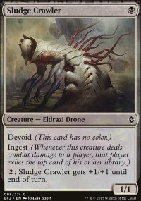 Sludge Crawler - Battle for Zendikar