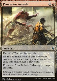 Processor Assault - Battle for Zendikar
