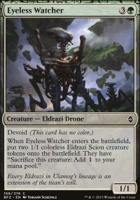 Eyeless Watcher - Battle for Zendikar
