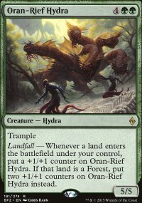 Oran-Rief Hydra - Battle for Zendikar