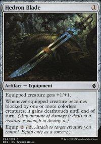 Hedron Blade - Battle for Zendikar