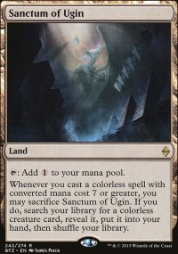 Sanctum of Ugin - Battle for Zendikar