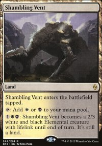 Shambling Vent - Battle for Zendikar