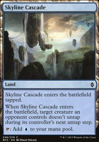 Skyline Cascade - Battle for Zendikar