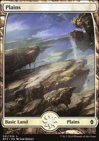 Plains 3 - Battle for Zendikar