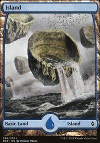 Island 7 - Battle for Zendikar