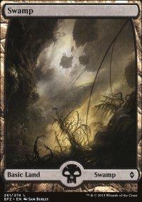 Swamp 3 - Battle for Zendikar