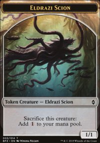 Eldrazi Scion 2 - Battle for Zendikar