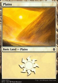 Plains 2 - Battle for Zendikar