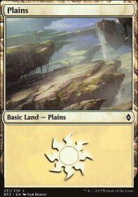 Plains 4 - Battle for Zendikar