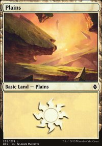 Plains 6 - Battle for Zendikar