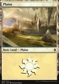 Plains 8 - Battle for Zendikar