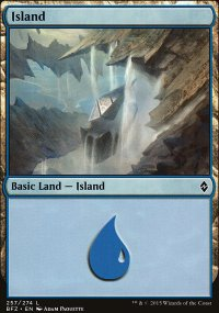 Island 6 - Battle for Zendikar