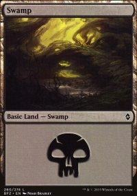 Swamp 2 - Battle for Zendikar