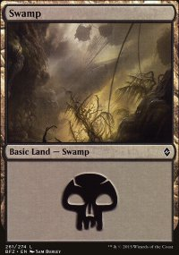 Swamp 4 - Battle for Zendikar
