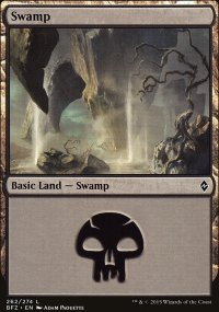 Swamp 6 - Battle for Zendikar