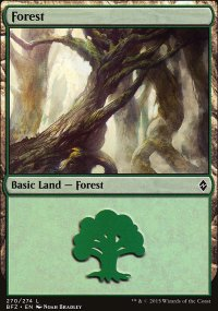 Forest 2 - Battle for Zendikar