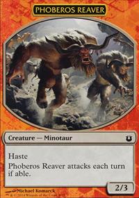 Phoberos Reaver - Born of the Gods Challenge Deck : Battle the Horde