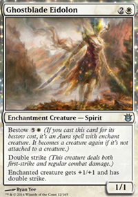 Ghostblade Eidolon - Born of the Gods