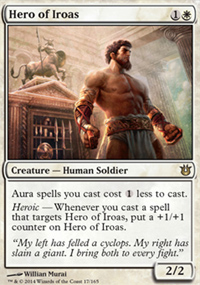 Hero of Iroas - Born of the Gods
