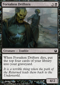Forsaken Drifters - Born of the Gods