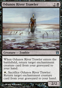 Odunos River Trawler - Born of the Gods