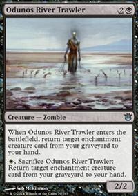 Odunos River Trawler - Born of the Gods