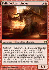 Felhide Spiritbinder - Born of the Gods