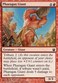 Pharagax Giant - Born of the Gods