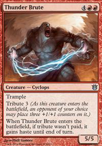 Thunder Brute - Born of the Gods