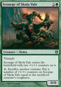 Scourge of Skola Vale - Born of the Gods