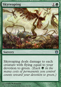 Skyreaping - Born of the Gods