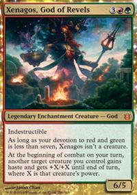 Xenagos, God of Revels - Born of the Gods
