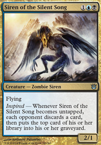 Siren of the Silent Song - Born of the Gods