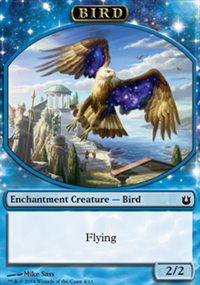 Bird - Born of the Gods