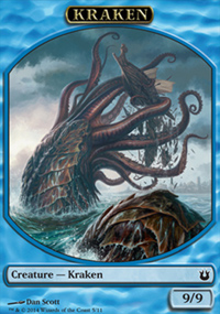 Kraken - Born of the Gods