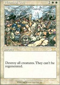 Wrath of God - Battle Royale