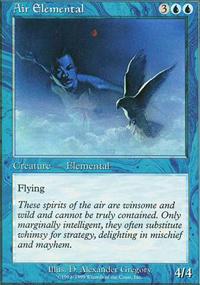 Air Elemental - Battle Royale