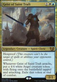 Geist of Saint Traft - Blessed vs. Cursed