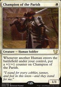 Champion of the Parish - Blessed vs. Cursed