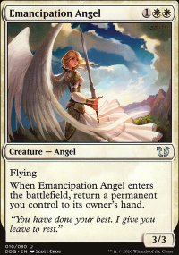 Emancipation Angel - Blessed vs. Cursed