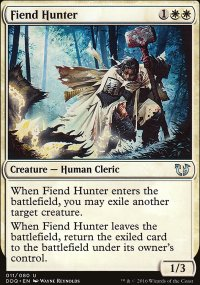 Fiend Hunter - Blessed vs. Cursed