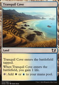 Tranquil Cove - Blessed vs. Cursed