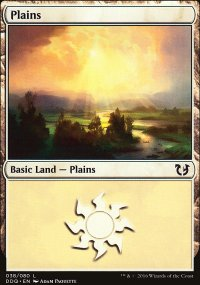 Plains 1 - Blessed vs. Cursed
