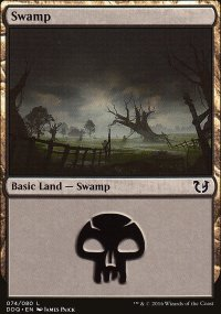 Swamp 1 - Blessed vs. Cursed