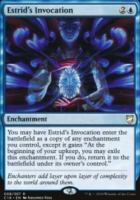 Estrid's Invocation - Commander 2018